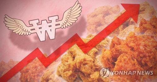 """""""치킨 2만원 시대 승자는 없다""""…닭고기·배달비 모두 올라 한숨"""