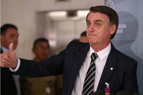 브라질 보우소나루 취임식 앞두고 아들 연루 스캔들로 '삐걱'