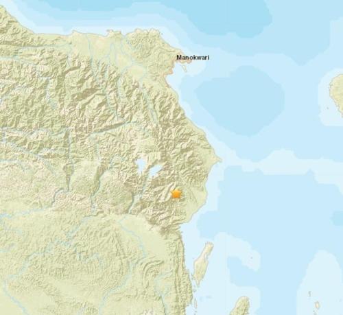 인도네시아 동부서 규모 6.1 강진…쓰나미 경보는 없어