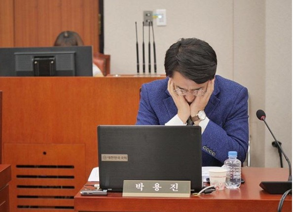 """박용진 """"유치원 3법…한국당, 이중회계 원안고수 반복 안돼"""""""