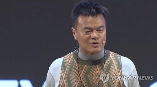 JYP 주가 급등에 박진영 올해 주식 재산 1291억원 늘어