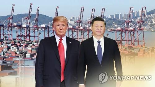'무역전쟁' 美, 對中 적자 급증세…1~10월 4000억달러 돌파