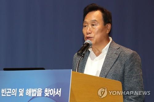 'J노믹스 설계 참여' 김광두 국민경제자문회의 부의장 사의