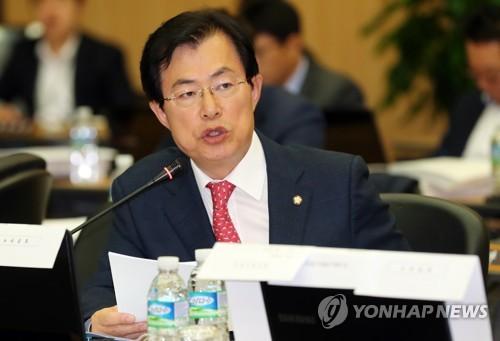 """한국·바른미래 """"김정호 윤리위 회부하고 국토위원 사퇴시켜야"""""""