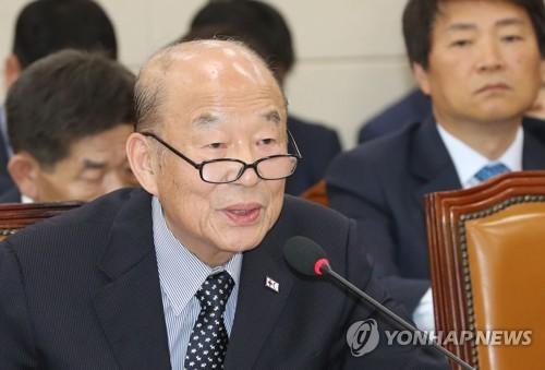 """박경서 한적회장 """"남북 적십자, 화상상봉 마지막 단계 조율"""""""