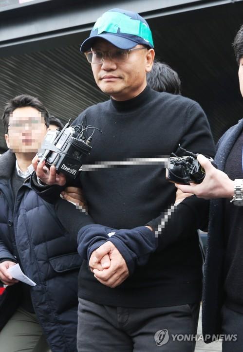 양진호, '검·경 상대 로비의혹' 제기돼…경찰 수사