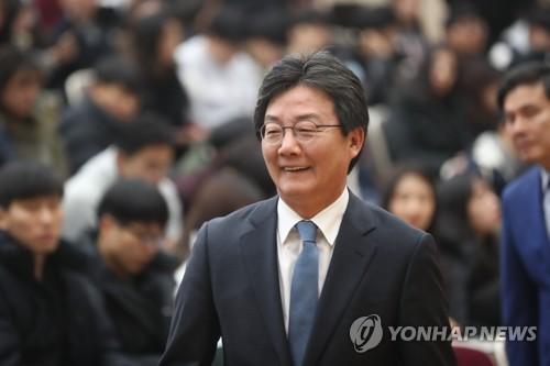 """유승민 """"저의 개혁보수와 바른미래당 가는 길 맞지 않아 괴롭다"""""""