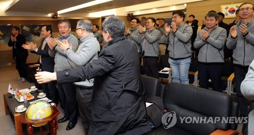 """""""천리안 2A 위성 정상적으로 깨어났다"""" 연구진 환호"""