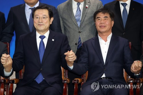 무산위기 '광주형 일자리'…오락가락 협상 광주시 비판론