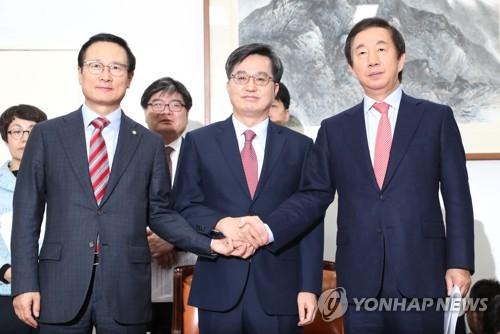 민주·한국, '광주' 표현 뺀 채 사회통합형 일자리 예산 유지