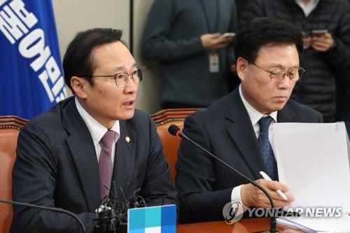 """민주 """"민간인 사찰이라니 어처구니없다""""…野 공세 차단"""