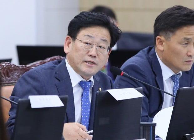 국토교통위원회 소속인 김정호 더불어민주당 의원 (사진=연합뉴스)