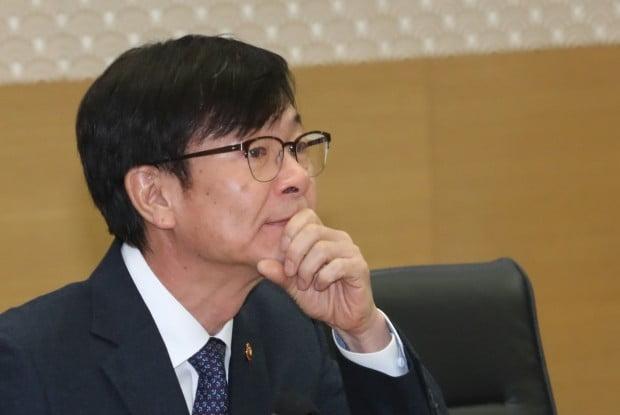 김상조 공정거래위원장.(사진=연합뉴스)