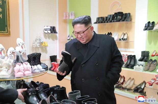 김정은 북한 국무위원장.(사진=연합뉴스)