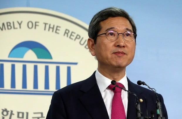 김학용 의원.(사진=연합뉴스)