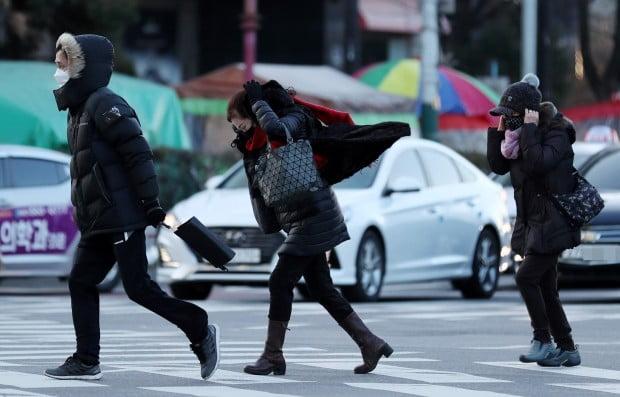 오늘 대설, 한파주의보 발효 /사진=연합뉴스