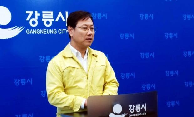 오영식 코레일 사장이 서울행 KTX 열차 탈선 사고와 관련해 브리핑을 하고 있다.(사진=연합뉴스)