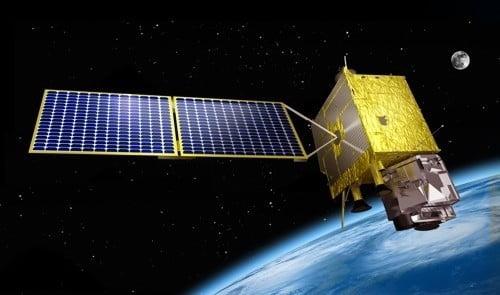 기상위성 '천리안 2A호' 우주로 발사