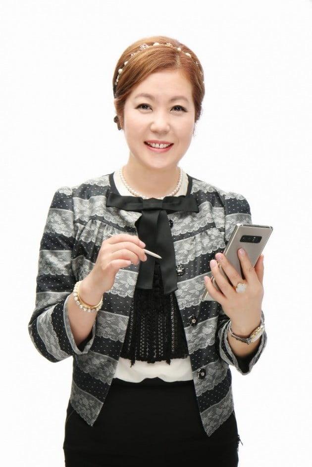 <글로벌금융교육원 이인숙 대표>