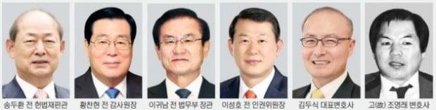 문재인 대통령·박원순 시장…정치·법조 거물 대거 배출