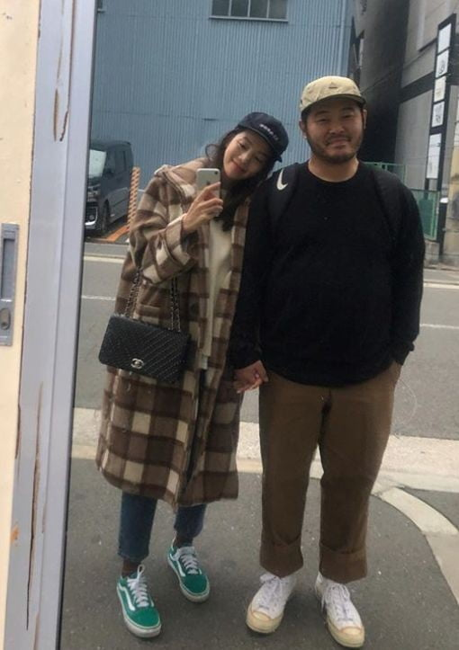 김기방, 김희경 부부/사진=김기방 아내 김희경 인스타그램