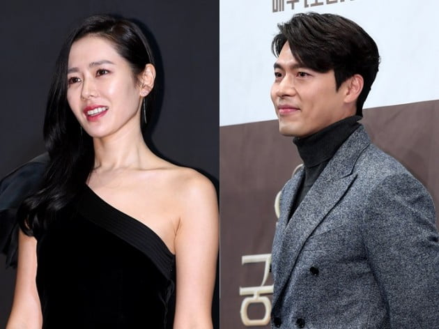 """'미국 동반 여행설' 현빈·손예진 측 """"전혀 사실 아냐"""""""
