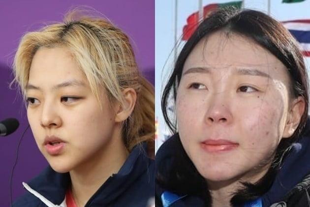 김보름 노선영 선수 /사진=연합뉴스