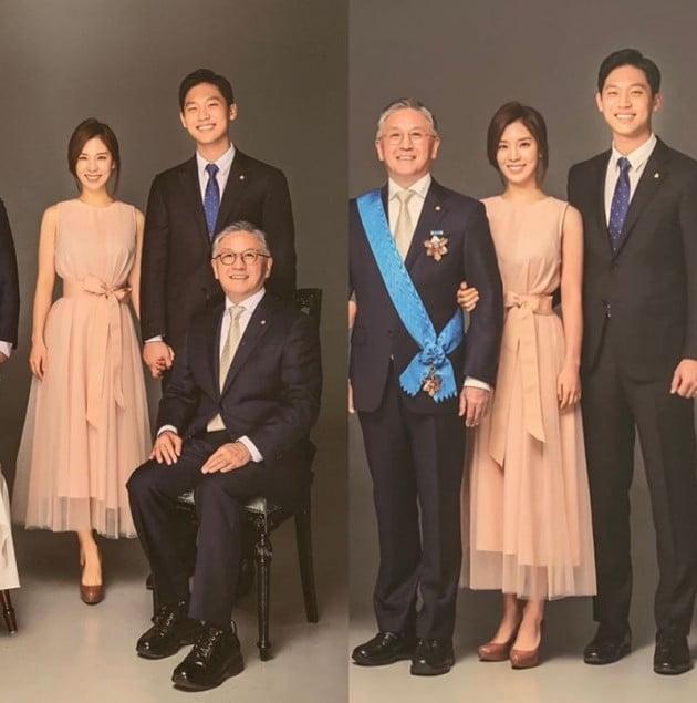 함연지 가족사진/사진=함연지 인스타그램