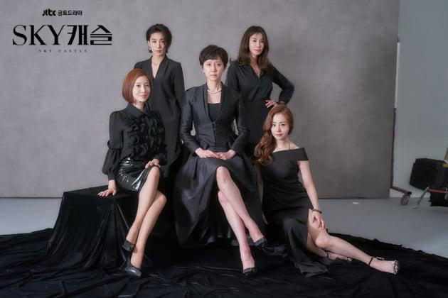 /사진=JTBC 금토드라마 'SKY캐슬'