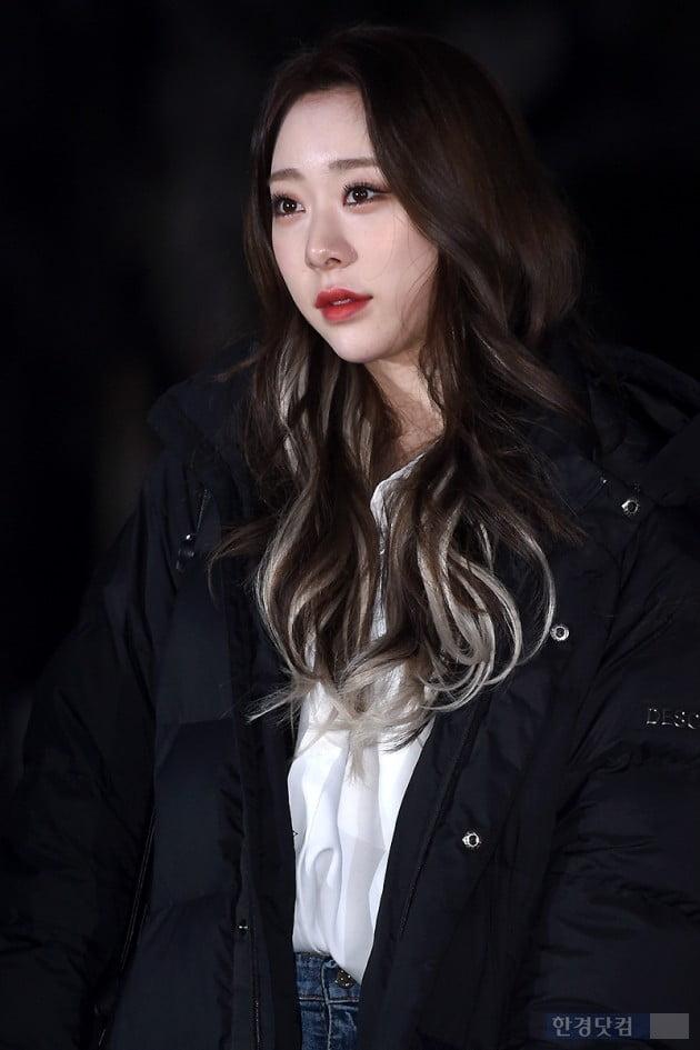 [포토] 우주소녀 연정, '눈부시게 아름다운 미모'