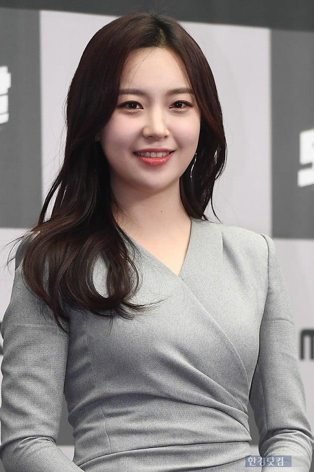[포토] 최은지 아나운서, '아름다운 미소~'