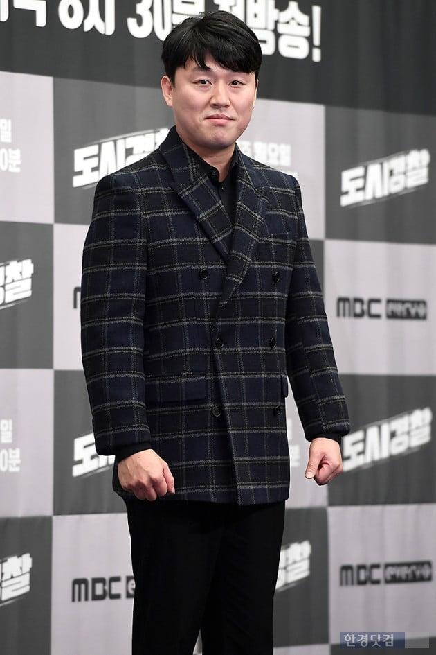 [포토] 김민재, '카리스마 넘치는 눈빛'