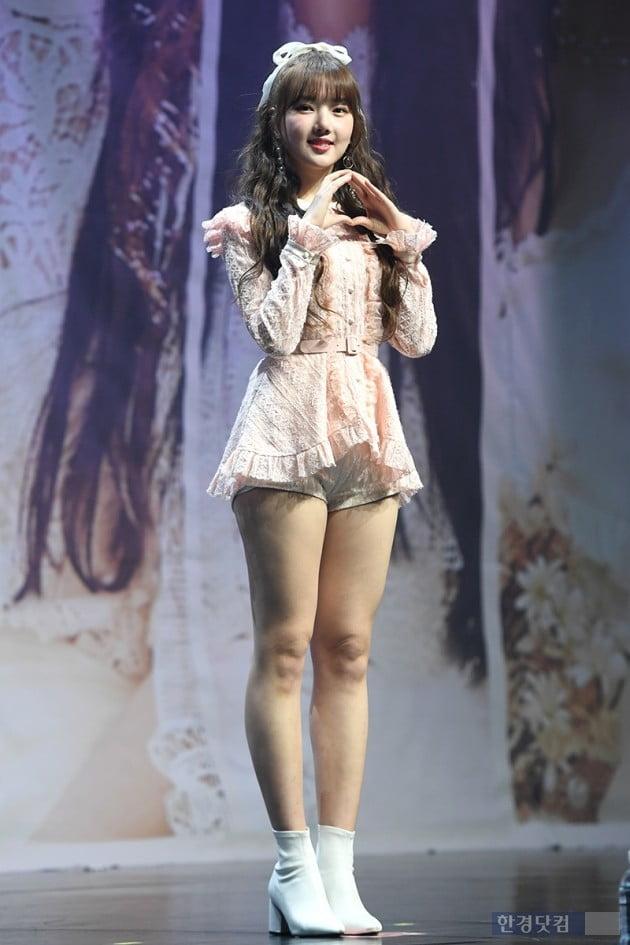 [포토] 여자친구 예린, '건강미 넘치는 미모'