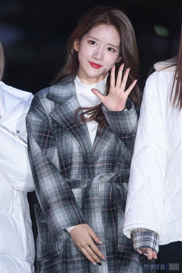 [포토] 우주소녀 엑시, '미소가 사랑스러워~'