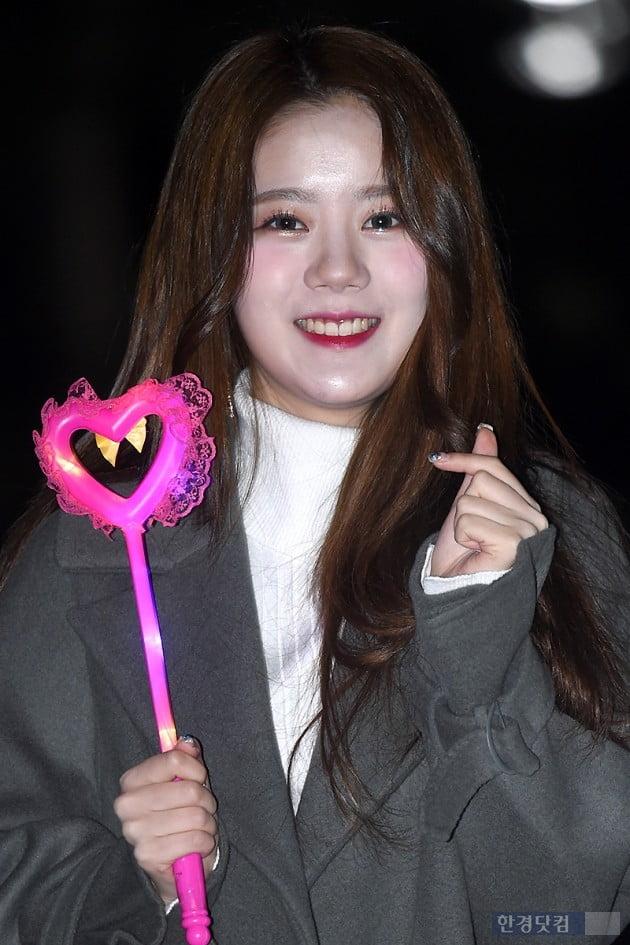 [포토] 그레이시 예나, '예쁘게 하트~'