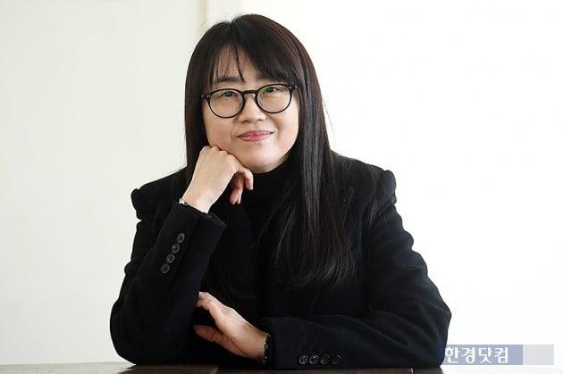 '킹덤' 김은희 작가 /사진=변성현 기자