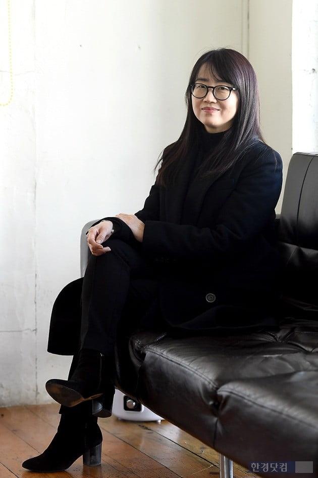 '킹덤' 김은희 작가 /사진=변성현