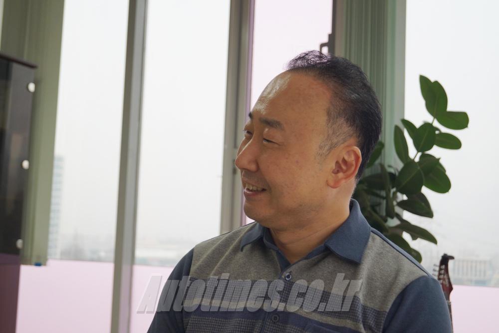 [人터뷰]남북 최초 합작차 '휘파람', 작명은 누가?