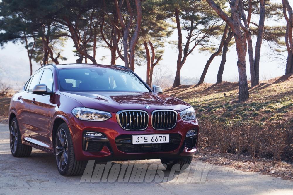 [시승]대담한 반전, BMW X4