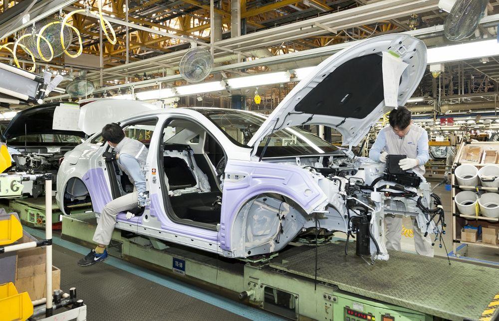 [하이빔]2019년 자동차산업, 국적 다양성과 로봇