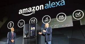 年 5억대 팔리는 삼성 IT·가전에 알렉사 연동…아마존이 먼저 제안