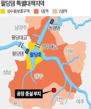 김진락 대표가 운영하고 있는 공장 전경. 김 대표가 공장 증설을 위해 일부 시설을 팔면서 생산량이 떨어진 상태다.  고윤상 기자