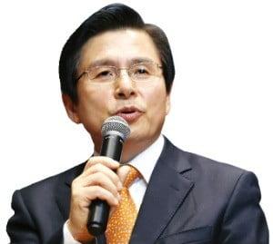 황교안, 내주 한국당 입당…당권 도전 공식화