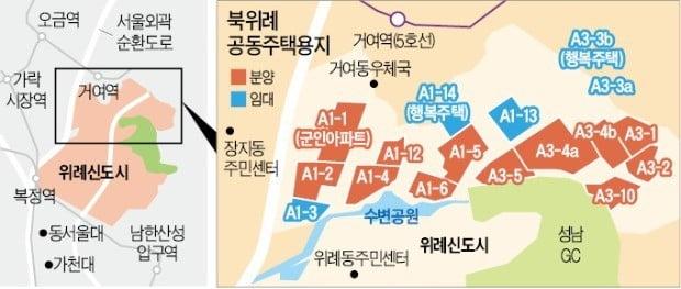 '포레자이' 효과…北위례, 청약 열기 계속된다