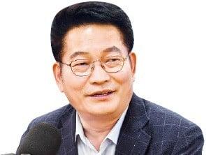 """송영길 민주당 의원, 靑 교통정리에도…""""신한울 3·4호기 공론화 필요"""" 소신 안굽혀"""