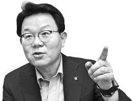 """김광수 농협금융그룹 회장 """"글로벌·디지털로 미래금융 선도"""""""