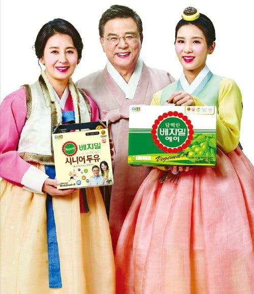 1만원대 실속형 '베지밀 설 선물세트'…연령대별 선호 상품 다양하게 구성