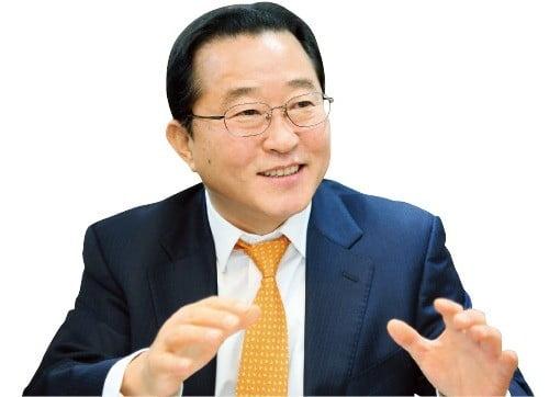 """[한경과 맛있는 만남] 조운호 하이트진로음료 대표 """"한국 숭늉문화 세계 시장에 알릴 것"""""""