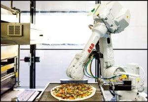 피자 로봇 '줌'