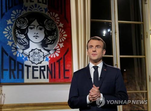 프랑스 국민 75% 마크롱 정부에 '불만족'…구매력 증대 원해